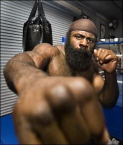 Will Kimbo Slice Knock-Out Matt Mitrione at ufc 113 ?