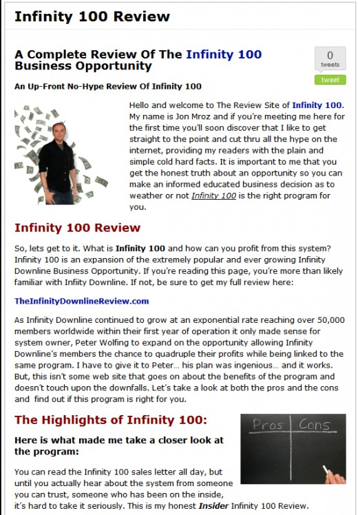 http://theinfinitydownlinereview.com/infinity-100-review/