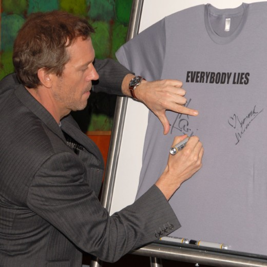 dr house t shirts