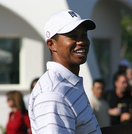 Tiger Woods will be playing in his 7th Ryder Cup in 2012.