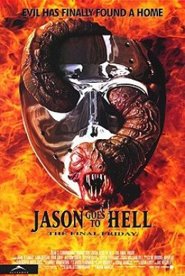 Jason Goes To Hell - The Final Friday. Part 9 in the long running Friday the 13th movie franchise.