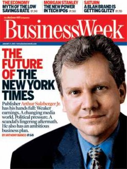 Sulzberger's Address to NY Times Shareholders 4-24-07