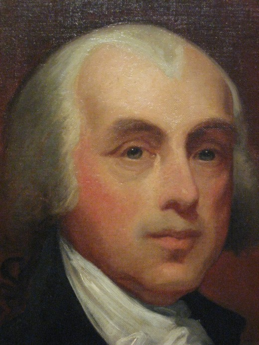 James Madison... I think