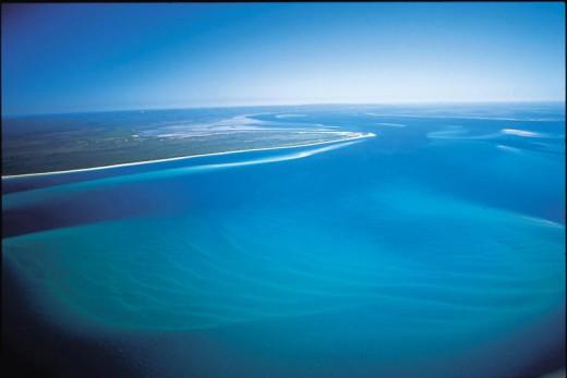 Frazer Island  Queensland  Australia