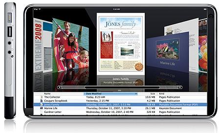 Apple Ipad latest pic