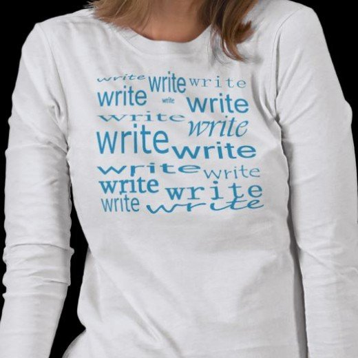 Discover an exclusive range of clothing and accessories created purely for writers by Spooky Cute Designs.