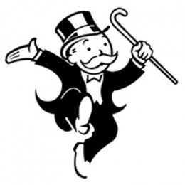 Mr. Monopoly!