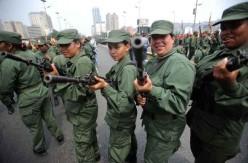 Venezuela's Growing Militia