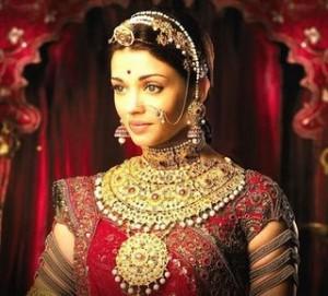Indian Traditional Jewelry - Aishwarya