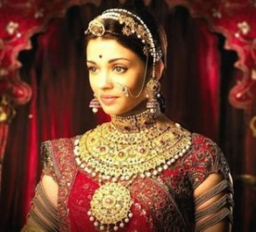 Indian Traditional Jewelry - Aishwarya