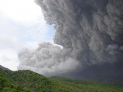 Volcanic Ash Clouds Turn Northern Europe into a No Fly Zone - First Time in History!