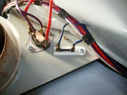 Thermostat and Fuse
