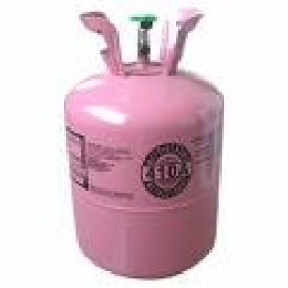 This jug is r410, but there's less of it, and more jug-because of higher pressures