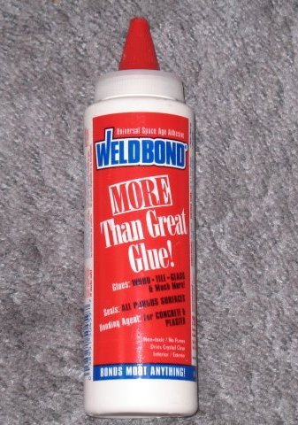 Weldbond white glue