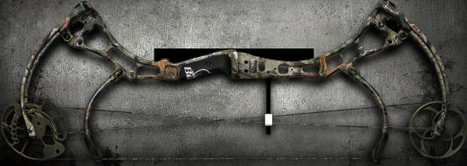 Bear Attack Compound Bow (source: http://www.beararcheryproducts.com)