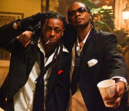 "Lil Wayne And Stephen ""Static Major"" Garrett"