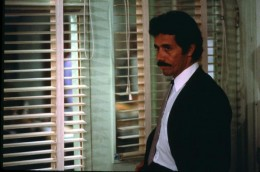 Edward James Olmos as Detective Lieutenant Martin Castillo in Miami Vice - photo from universal-playback.com