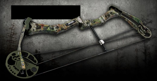Bear Charge Compound Bow (source:http://www.beararcheryproducts.com)