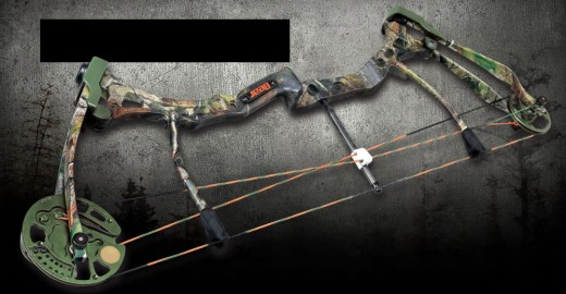 Bear Ultra Light Compound Bow (source:http://www.beararcheryproducts.com)