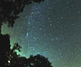 Perseid Meteor Shower  |  Credit: Mila Zinkova