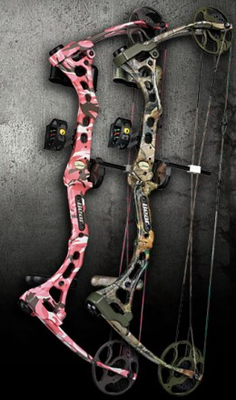 Bear Apprentice Compound Bow (source:http://www.beararcheryproducts.com)