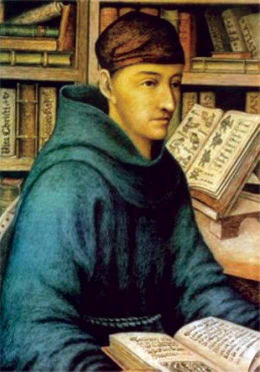 Friar Bernardino de Sahagun