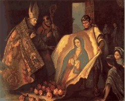 Avatars of the Virgin of Guadalupe