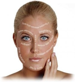 As people age, collagen degradation occurs, leading to wrinkles.