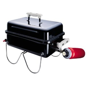 Mini Grill from the Weber Range