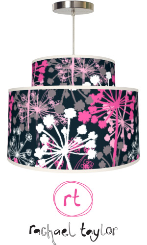 Rachael Taylor Drum Lighting Fixture