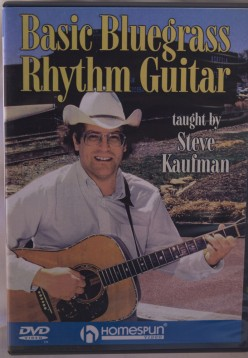 BASIC BLUEGRASS RHYTHM GUITAR DVD Review