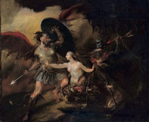Satan, Sin, and Death