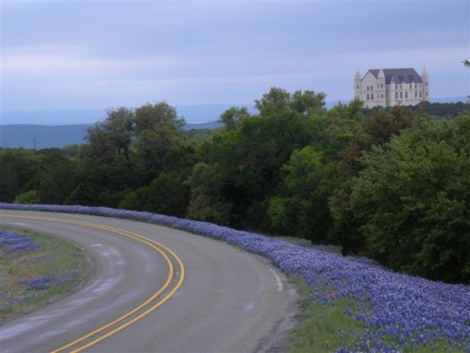 Texas Castle Park Road 4 Burnet TX