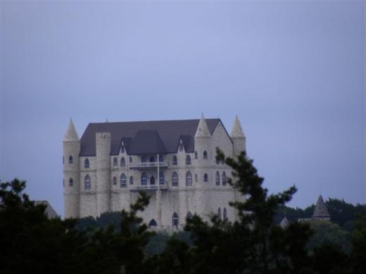 Wedding Castle Burnet TX Park Road 4