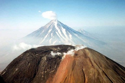 Beautiful Photo of another Volcano