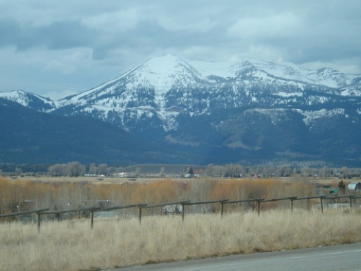Jackson Hole Mountain.