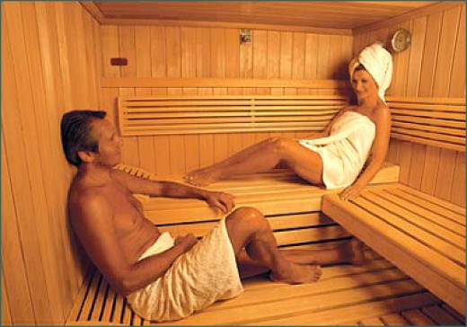 Consistent use of your home sauna can improve your overall health.