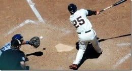 Even Barry Bonds could be fooled...once in a while