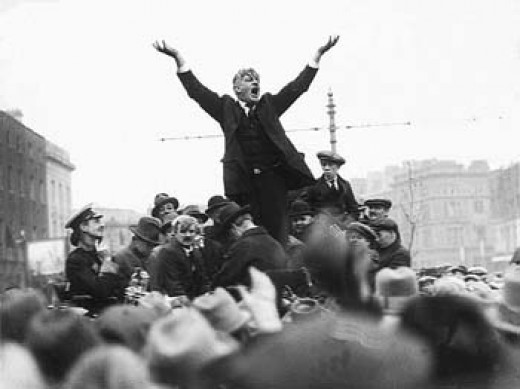 James Larkin Dublin 1913