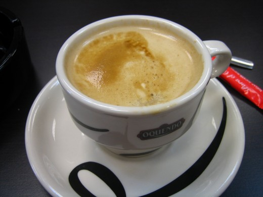 This is a file from the Wikimedia Commons.  Description Cafeconleche.jpg  Caf con leche (Coffee with milk)   Date 2007-10-05 at 11:47   Source Caf con leche   Author Jeremy Keith from Brighton & Hove, United Kingdom