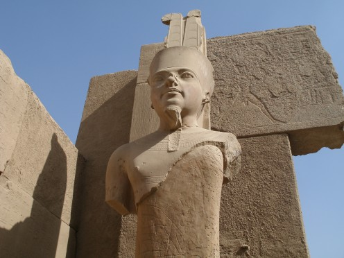 The majesty of Luxor