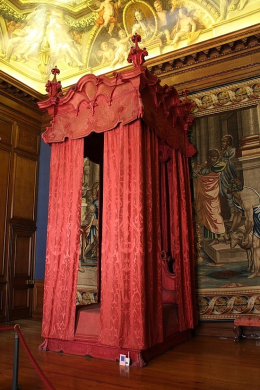 The Great Bedchamber In The King's Apartments