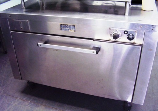 Restaurant equipment - ovens