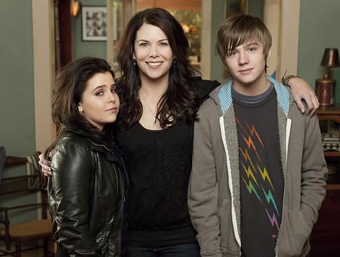 Amber, Sarah, and Drew