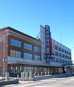 The Agora Ballroom & Theater, Cleveland, Ohio