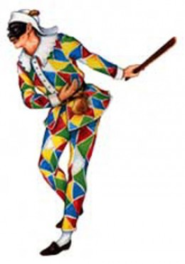 Arlecchino...'the fool'