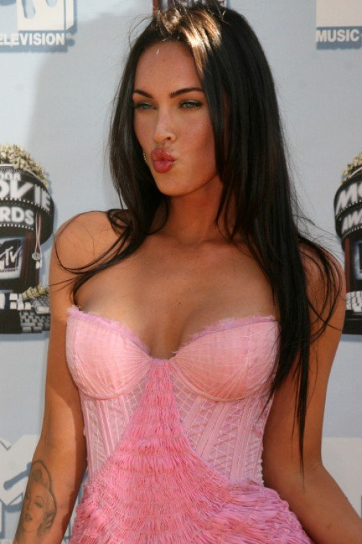 Once again Megan Fox