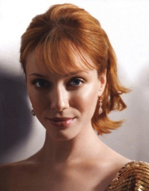 Another image of Christina Hendricks