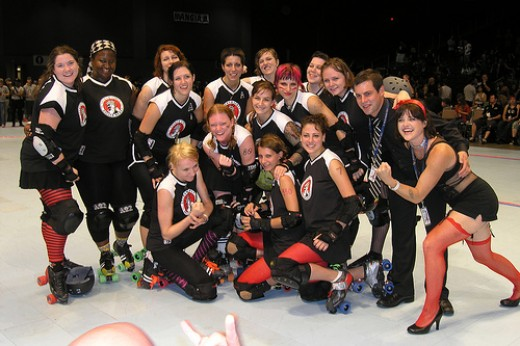 Kansas City Roller Warriors