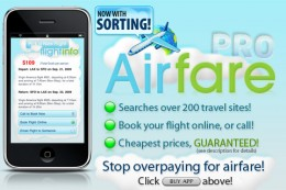 Download airfare pro below